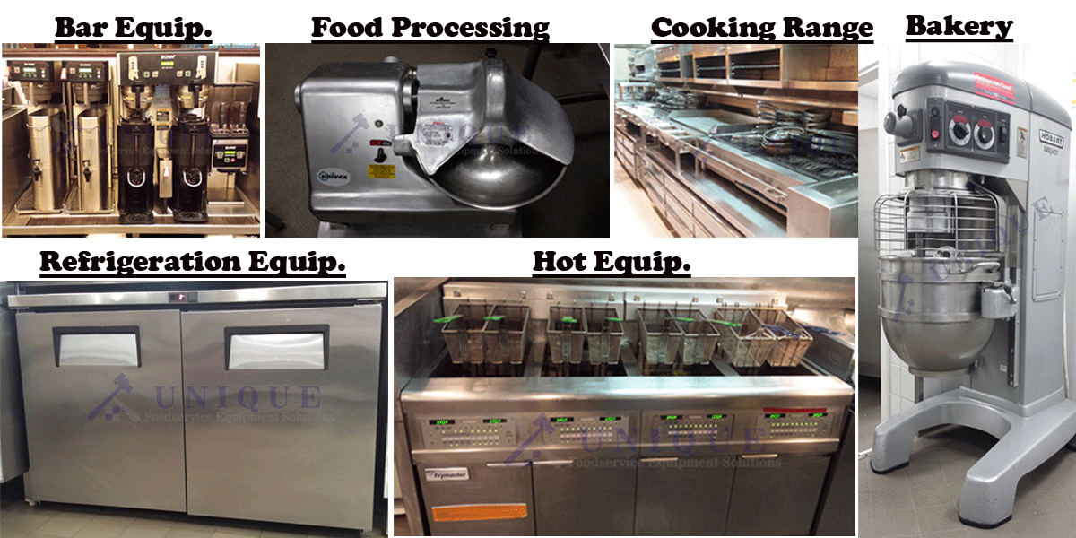 commercial kitchen equipment maintenance services dubai