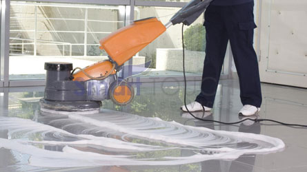 Floor Polishing Restoration For Marble Granite Limestone