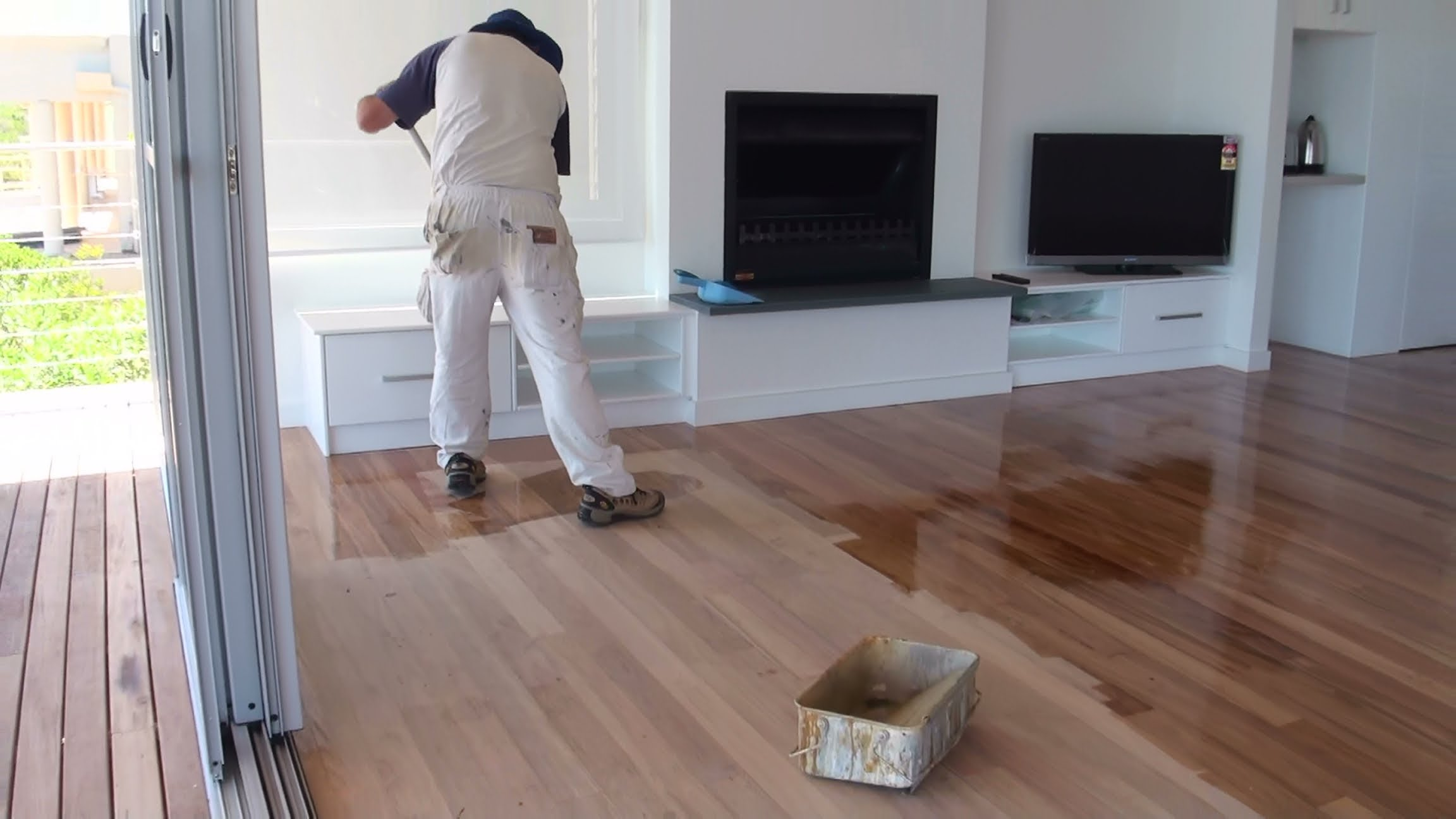 Wooden Floor Polishing Repairing